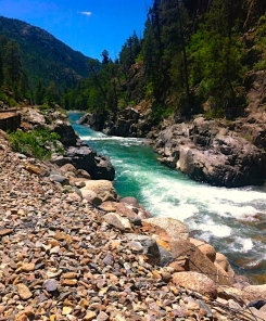 Animas River, right before the Rockwood Box